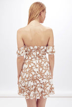 Load image into Gallery viewer, For Love & Lemons Amelia Strapless Mini Dress