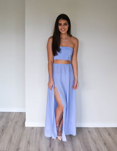 Sisters the Label Two Piece Gown