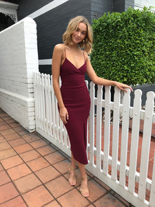 Bec and Bridge Lea Split Dress