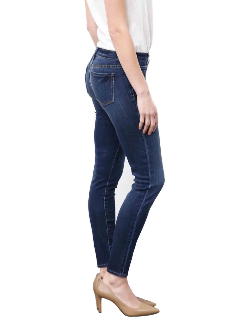 Fay Mid Rise High Road Skinny