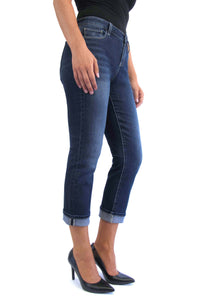 Walk the Walk Ankle Jeans