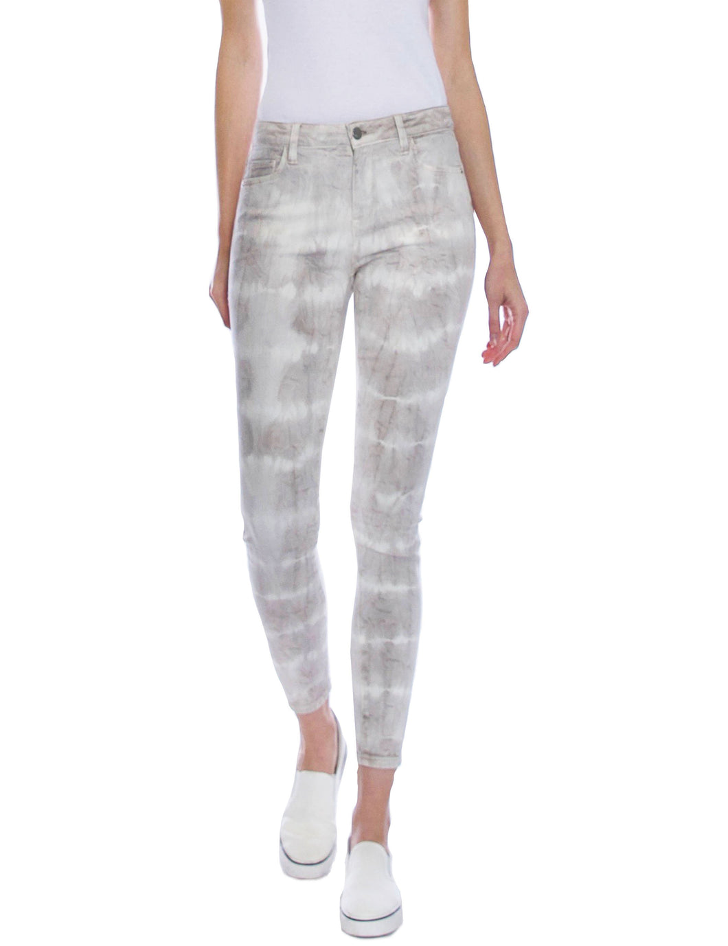 Fay Tidal Wave Mid Rise Skinny