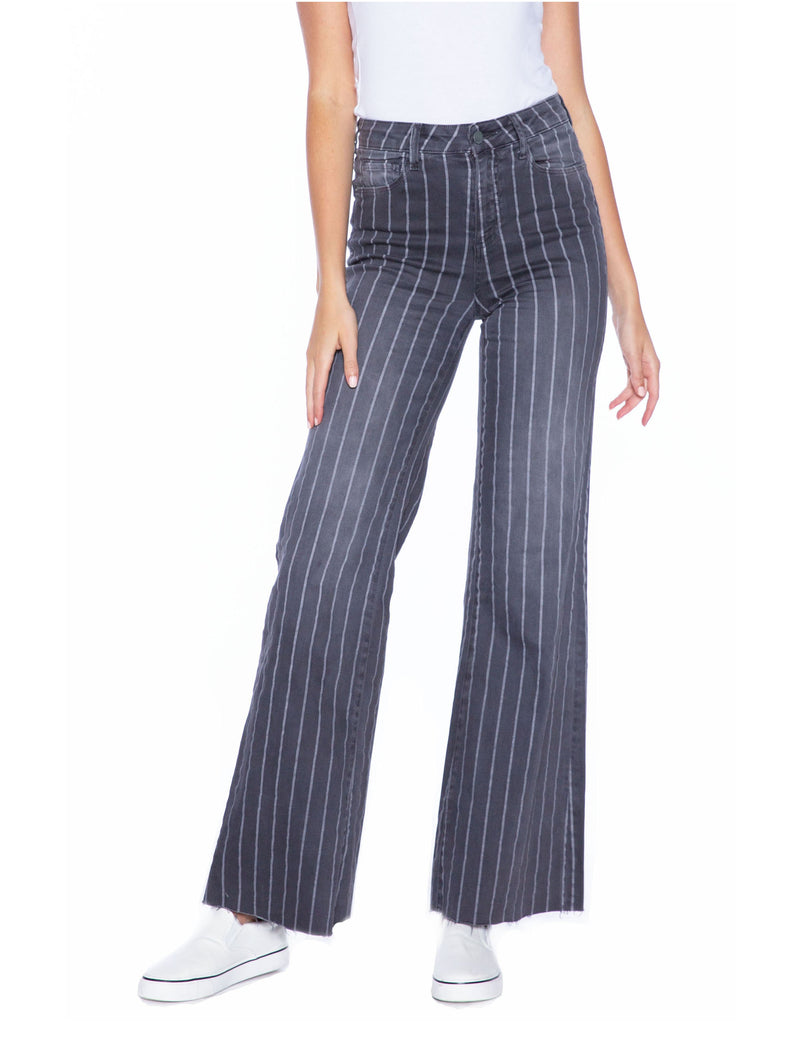 Elizabeth High Rise Wide Leg Jeans