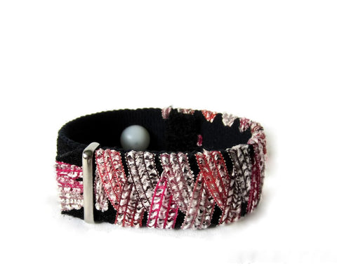 Anxiety/Stress Relief Bracelet (single band) Tearose
