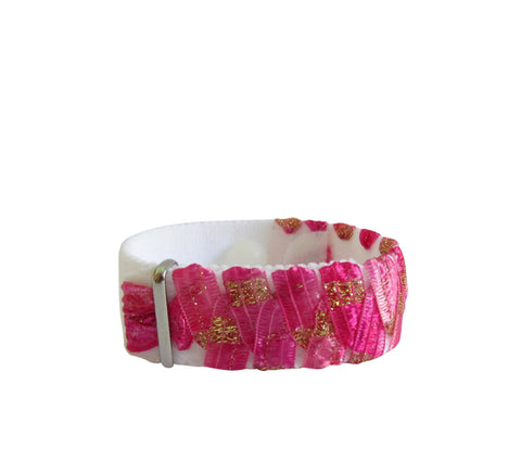 Anxiety/Stress Relief Bracelet (single band) Pink Gold - Acupressure Bracelets