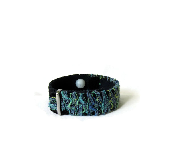 Anxiety/Stress Relief Bracelet (single band) Green Street - Acupressure Bracelets