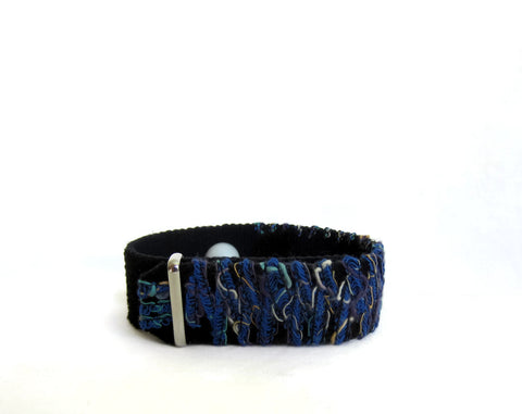 Acupressure Anxiety Relief Bracelet, Stress Relief Bracelet, Anxiety Band, Anxiety Gifts, Stress Gift (single) Got the Blues - Acupressure Bracelets