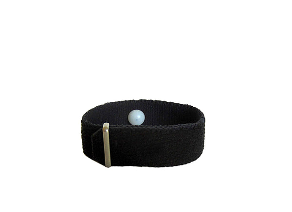 Aromatherapy Anti-Anxiety Acupressure Bracelet, Relaxation Gift, Sleep Aid  Insomnia Bracelet (single) Black - Acupressure Bracelets