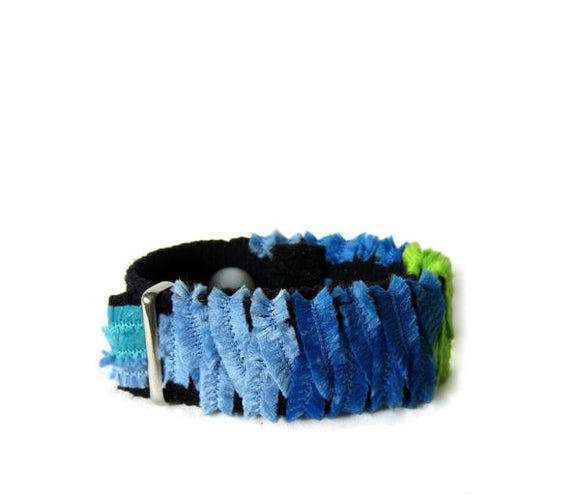 Anxiety/Stress Relief Bracelet (single band) FuzzyWuzzy - Acupressure Bracelets