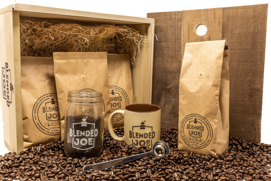 Premium Coffee Lovers Gift Set