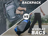 Backpacks Vs Wheeled Bags: What's Better