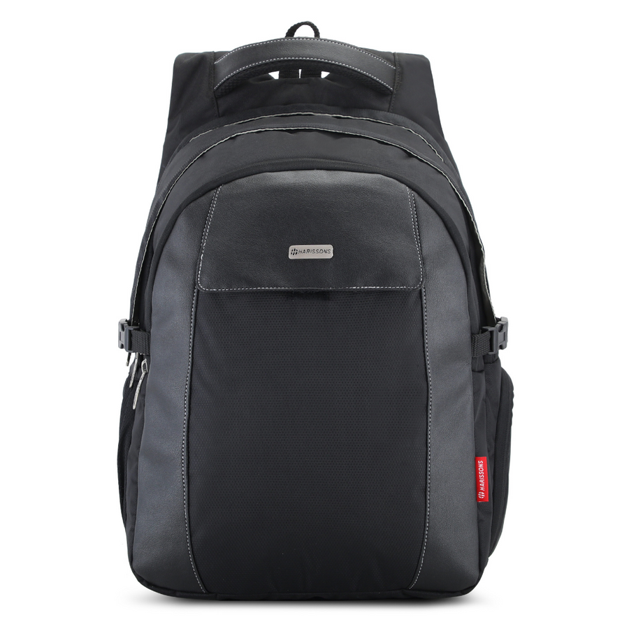 "Rebel 47L Executive Laptop Backpack with Vegan Leather Trimmings (15.6"")"