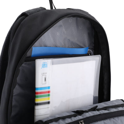Pecan Executive Laptop Backpack