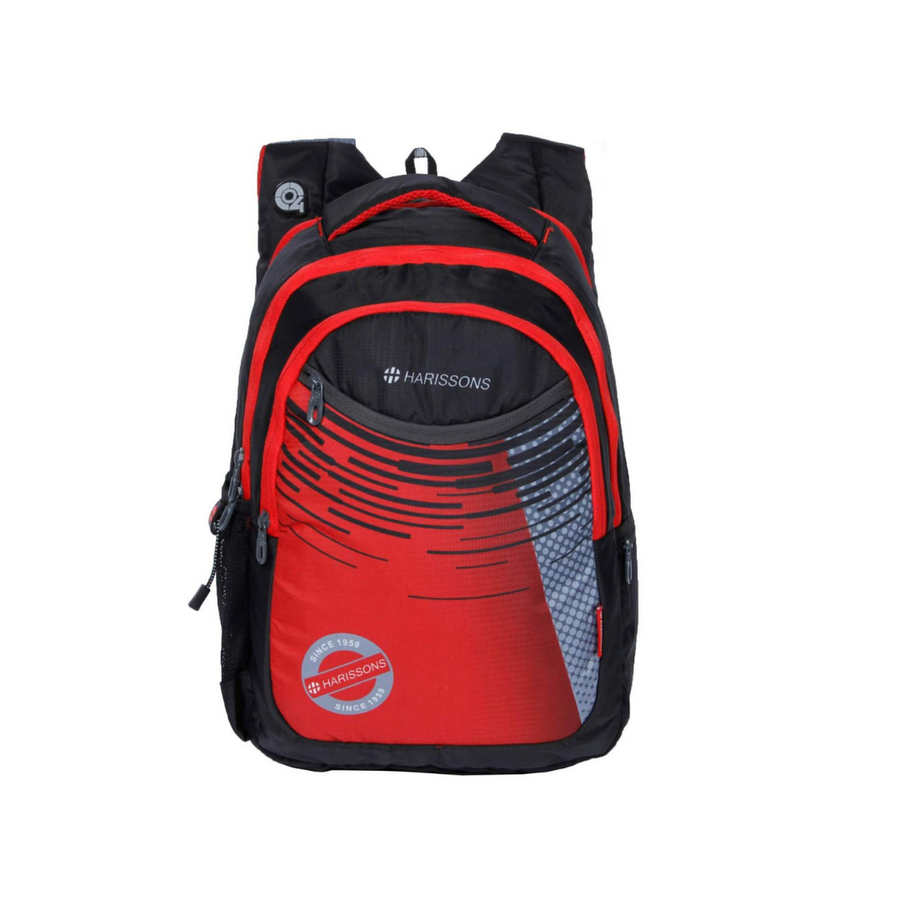 "Radar 27L Q4 Laptop Backpack with Free Rain Cover and Handy Pouch(15.6"")"