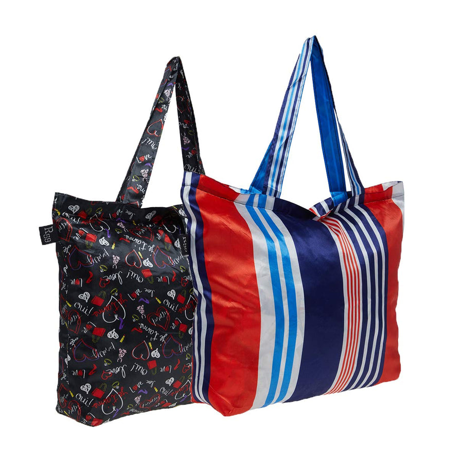 Set Of 2 Shopping Bag