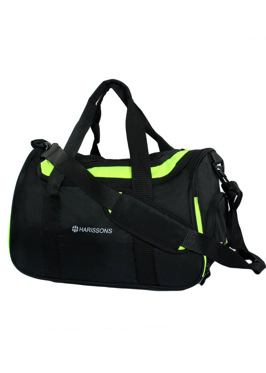 Float 29L Spacious Gym Duffel (Includes Dedicated Shoe Pocket)