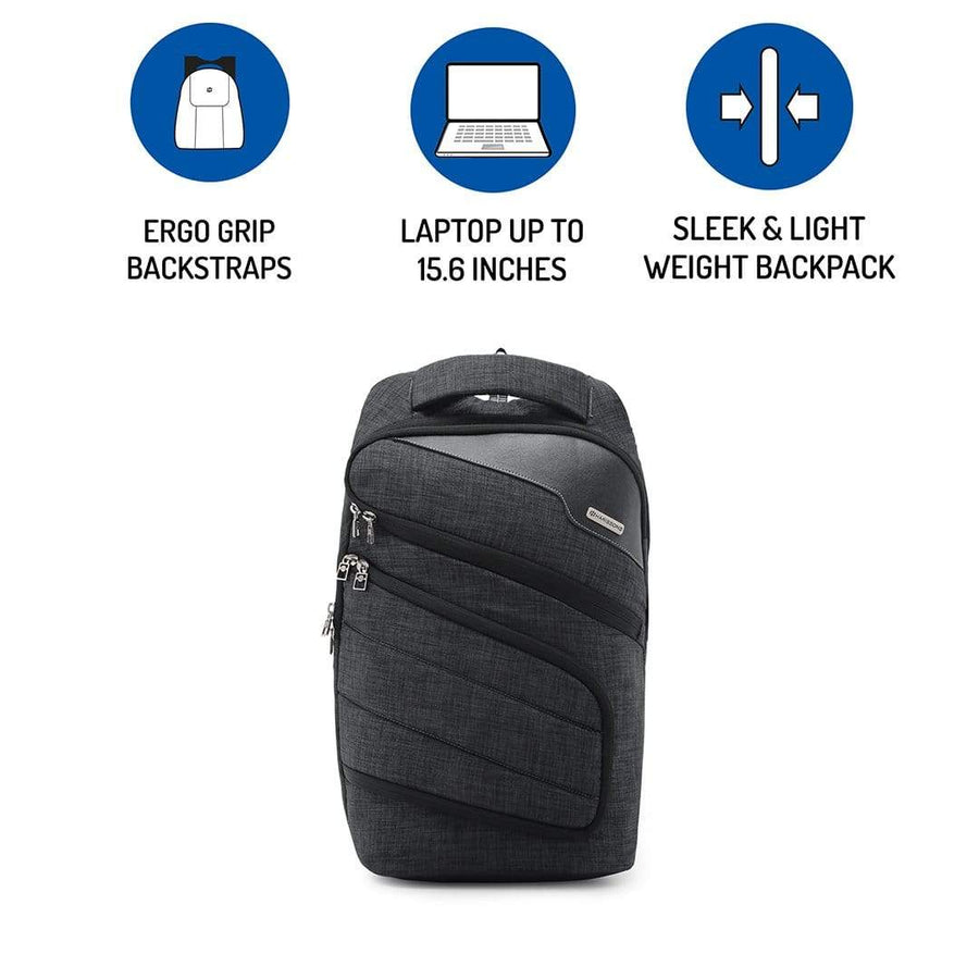 "Zippie 19L Executive Laptop Backpack (14"")"