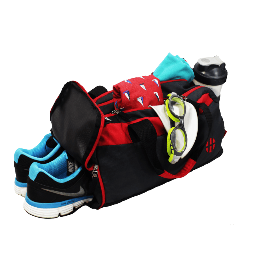 Aqua 25L Gym-n-Swim Bag with Waterproof Pocket