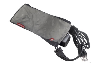 HarissonsBags Charger Pouch HBN14GREYBLACK