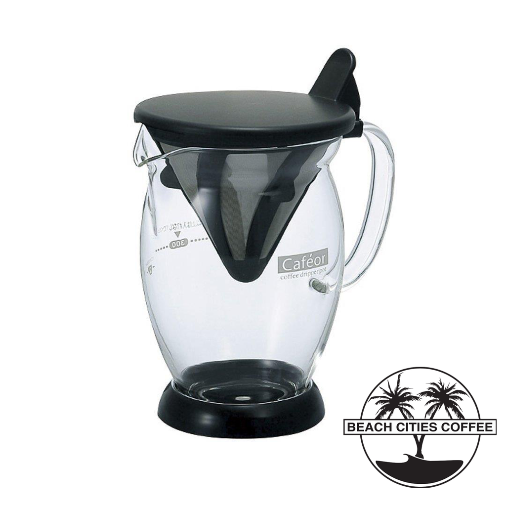 "Hario ""Cafeor"" Coffee Drip Pot 300ml"