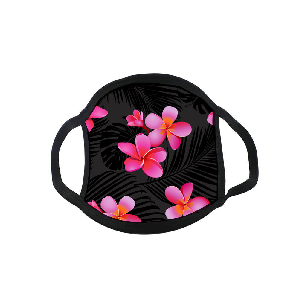 Hibiscus Face Mask with replaceable filter