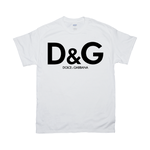 DG Dolce Gabbana Fashion T-Shirts