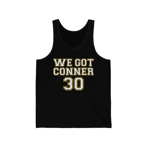 3 We Got Conner James Conner T Shirt Unisex Jersey Tank