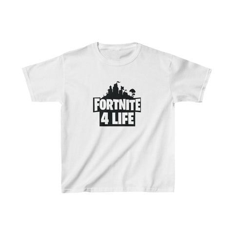 Fortnite For Life Game T Shirt Kids Heavy Cotton™ Tee
