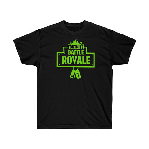 Fortnite Royale Game T Shirt Unisex Ultra Cotton Tee