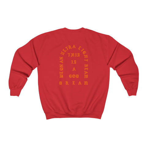 I FEEL LIKE PABLO KANYE WEST Pablo Pablo Sweater Unisex Heavy Blend™ Crewneck Sweatshirt