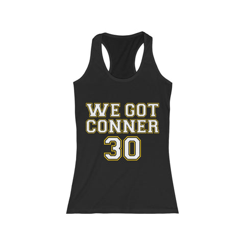 3 We Got Conner James Conner T Shirt Women's Racerback Tank