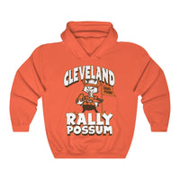 Rally Possum Cleveland Unisex Heavy Blend™ Hooded Sweatshirt