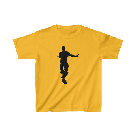 Fortnite Emotes 06 Dance Game T Shirt Kids Heavy Cotton™ Tee