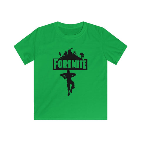 Fortnite Dance Game T Shirt #006 Kids Softstyle Tee