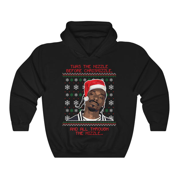 Snoop Dogg Christmas Sweatshirts Unisex Heavy Blend™ Hooded Sweater