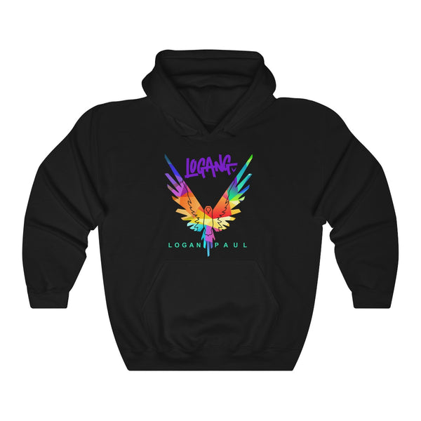 Logan Paul Logang Maverick Youtube Unisex Heavy Blend™ Hooded Sweatshirt