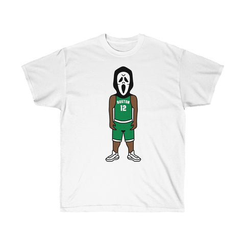 Boston Scary Cool Terry Rozier T Shirt Unisex Ultra Cotton Tee