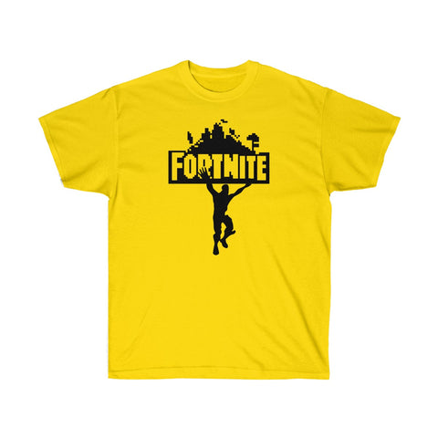 Fortnite Dance Game T Shirt #014 Unisex Ultra Cotton Tee
