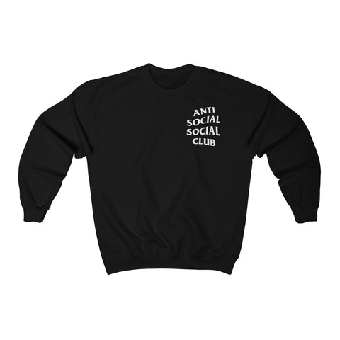 Anti Social Social Club Unisex Heavy Blend™ Crewneck Sweatshirt