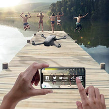 Load image into Gallery viewer, Drone with UHD Camera for Adults, Easy GPS Quadcopter for Beginner &Anti-shake Cam - J and p hats Drone with UHD Camera for Adults, Easy GPS Quadcopter for Beginner &Anti-shake Cam