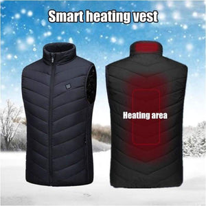 Heating  Body Warmer   Usb Charging  Heated  body Warmer Beat The Freeze - J and p hats