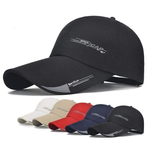 Long peak baseball cap one size fits all great choice of colours - J and p hats Long peak baseball cap one size fits all great choice of colours