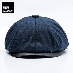 Newsboy Peaky Blinders Style Men's Cap - J and p hats Newsboy Peaky Blinders Style Men's Cap