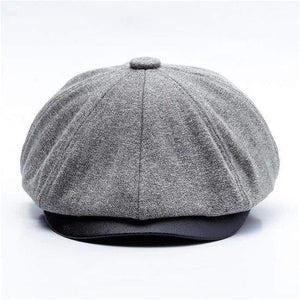 Newsboy Peaky Blinders Style Men's Cap - J and p hats