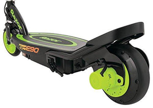 Razor Power Core E90 Electric Scooter, Green - J and p hats Razor Power Core E90 Electric Scooter, Green