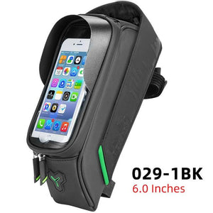 ROCKBROS Bicycle Bag Waterproof Touch Screen 6.5 Phone Case Bike Accessories - J and p hats ROCKBROS Bicycle Bag Waterproof Touch Screen 6.5 Phone Case Bike Accessories
