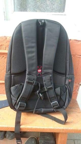 Half price backpack offer
