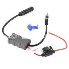 Load image into Gallery viewer, Vehicles Car Radio FM Antenna Signal Amplifier Booster for Both AM and FM Radio Stations