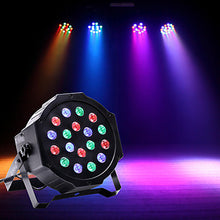 Load image into Gallery viewer, U'King LED Stage Light / Spot Light LED Par Lights DMX 512 Master-Slave Sound-Activated Auto for Club Wedding Stage Party Professional