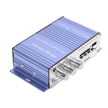 Load image into Gallery viewer, Portable Hi-Fi Stereo Output Card Power Amplifier USB / SD Card Player